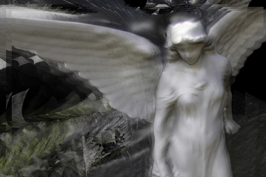 Engel Invalidenfriedhof Berlin